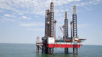OMV Petrom signed the contract for the decommissioning of Gloria Jack-up offshore rig